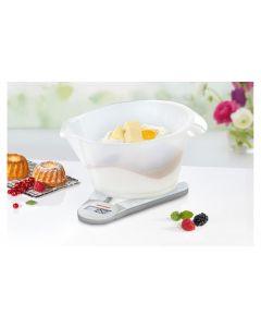 Soehnle Küchenwaage Genio White Grau