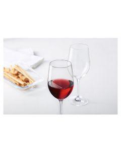 Leonardo Rotweinglas Ciao 430 ml, 6 Stück, Transparent