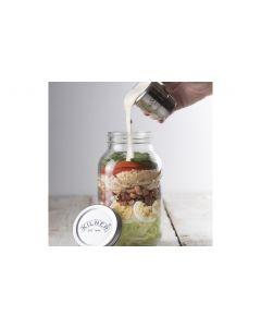 Kilner Lunchbox Glas mit Behälter 1.0 L Transparent