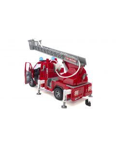 Bruder Spielwaren Rettungsfahrzeug MB Sprinter Feuerwehr