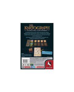 Pegasus Spiele Kennerspiel Der Kartograph
