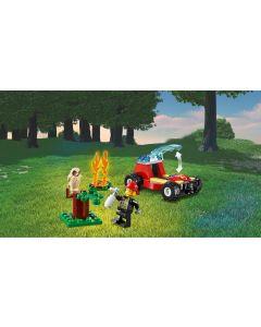 LEGO® City Waldbrand 60247