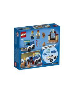 LEGO® City Polizeihundestaffel 60241