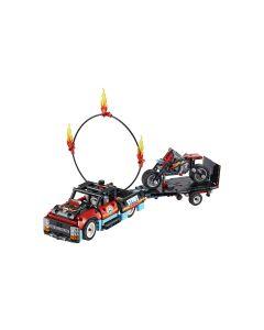 LEGO® Technic Stunt-Show mit Truck und Motorrad 42106