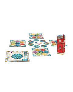 Next Move Familienspiel Azul - Der Sommerpavillon