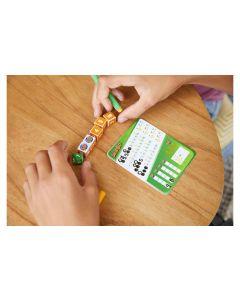Mattel Spiele Familienspiel Skip-Bo Würfelspiel