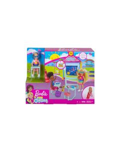 Barbie Spielset Chelsea Schule