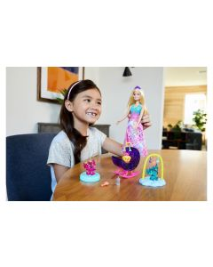 Barbie Spielset Dreamtopia Drachen