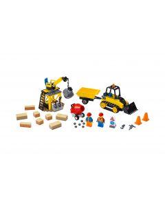 LEGO® City Bagger auf der Baustelle 60252