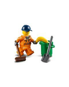 LEGO® City Strassenkehrmaschine 60249