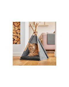 Zeller Present Tipi Katzen Zelt