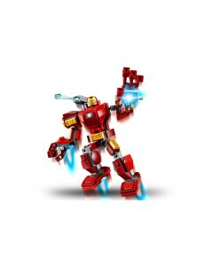 LEGO® Marvel Super Heroes Avengers Iron Man Mech 76140