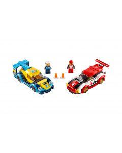 LEGO® City Rennwagen-Duell 60256