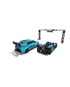LEGO® Speed Champions Formula E Jaguar GEN2&Jaguar I-PACE 76898