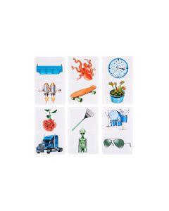 Mattel Spiele Kinderspiel Pic Flip