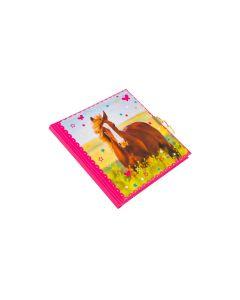 Goldbuch Tagebuch Pferdeliebe