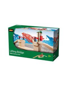 BRIO Eisenbahn Hebebrücke
