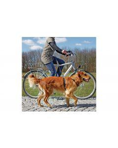 Trixie Fahrrad- und Joggingleine Dog Activity 1-2m / 2.5cm
