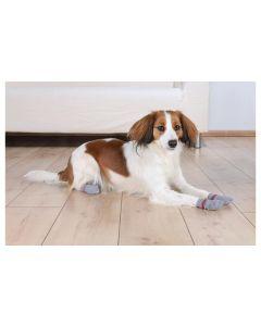 Trixie Hundesocken Anti-Rutsch S-M