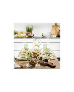 Leonardo Salatschüssel Cucina 29.5 cm, Transparent
