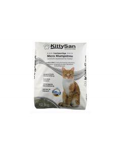 KittySan Katzenstreu Wyoming silver 10l