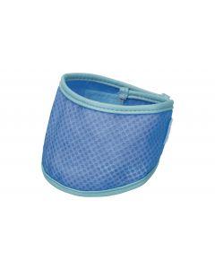 Trixie Kühlbandana blau, S
