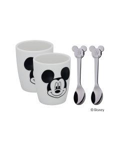 WMF Kindergeschirrset Disney Mickey Mouse 4-teilig