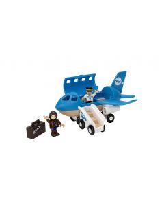 BRIO Eisenbahn Blaues Flugzeug