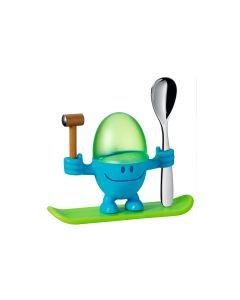 WMF Eierbecher Mc Egg Blau Hellgrün