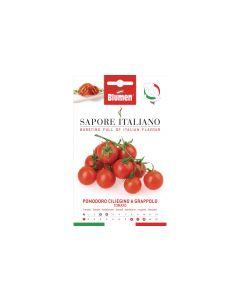 Blumen Saatgut Tomate Ciliegino a Grappolo