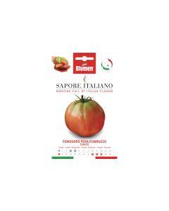Blumen Saatgut Tomate Pera d' Abruzzo