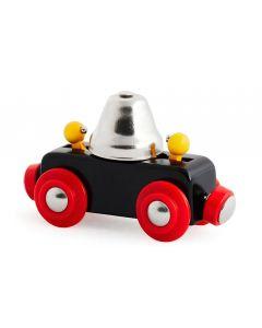 BRIO Eisenbahn Glockenwagen