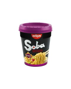 Nissin Becher Soba Cup Nudeln Thai 87g