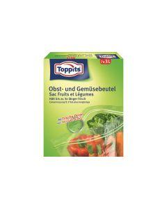 Toppits Obst- und Gemüsebeutel 7 Stück