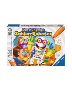 tiptoi Spiel Der hungrige Zahlenroboter