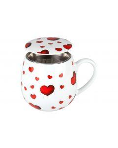 Könitz Tee-Set Tea for you Little Hearts