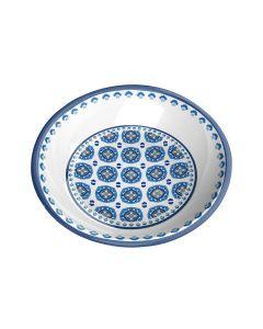 Tarhong Kunststoffnapf Maroccan Indigo Ø 13 cm