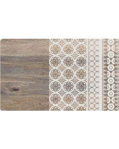 Tarhong Napfunterlage Moroccan Wood 29.2 x 48.3 cm