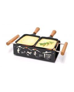 TTM Teelicht-Raclette Twiny Cheese Heidi