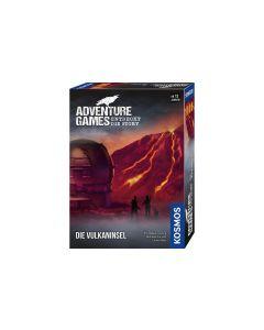 Kosmos Familienspiel Adventure Games: Die Vulkaninsel