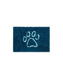 Dogs smarter by design Schmutzfangmatte Dirty Door Mat Pacific Blue L