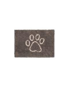 Dogs smarter by design Schmutzfangmatte Dirty Dog Door Mat Misty Grey L