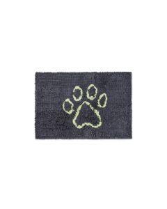 Dogs smarter by design Schmutzfangmatte Dirty Dog Door Mat Cool Grey L