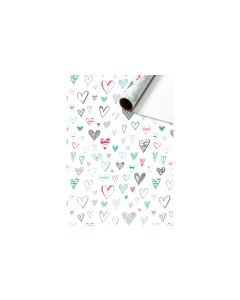 Stewo Geschenkpapier Anjte 70 cm x 2 m 1 Stück