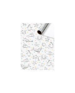 Stewo Geschenkpapier Moby  70 cm x 2 m 1 Stück
