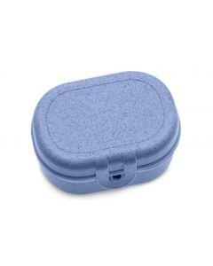 Koziol Lunchbox Pascal Mini Organic Organic Blau