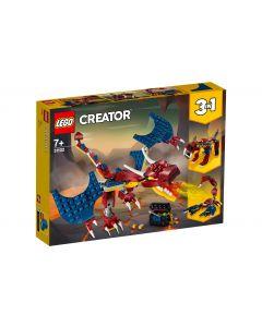 LEGO® Creator Feuerdrache 31102