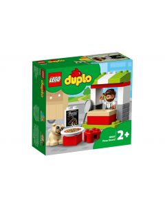 LEGO® DUPLO® Pizza-Stand 10927