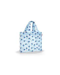 Reisenthel Badetasche Mini Max Beachbag Leaves Blue
