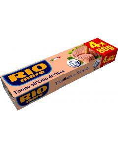 RIO mare Dose Thunfisch in Olivenöl 4 x 80 g